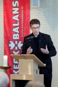 Vicaris-generaal Tjeerd Visser