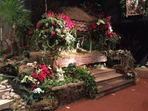 Kerststal in Noorden